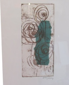 Etching with Chicolle