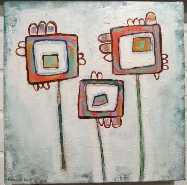 """Flowers Keep Emerging (no matter what)"""