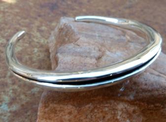 fine silver anticlastic B