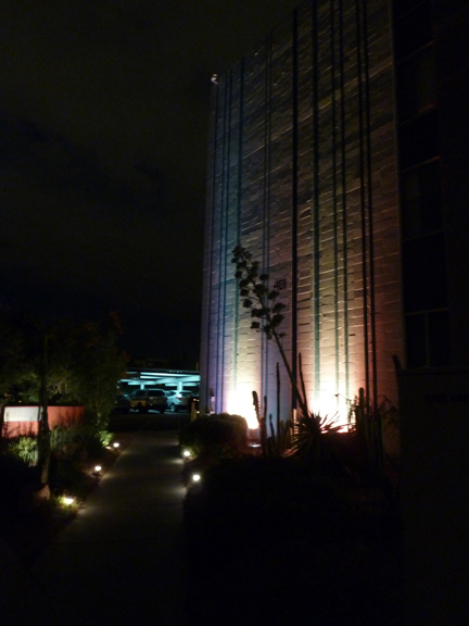 hip hotel light