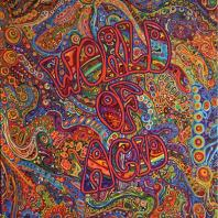 """""""World of Acid"""" - Album Cover © 1998 Holly Troy"""