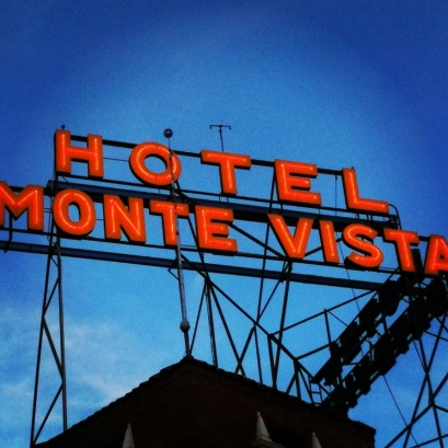 Hotel Monte Vista (c) 2013 Holly Troy