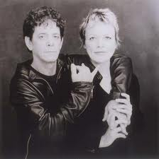 Lou Reed and Laurie Anderson Photo byTimothy Greenfield Sanders