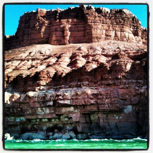 Lee's Ferry, Arizona. Just a fraction of the beauty here.
