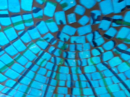 blue shatter (c) 2012 Holly Troy