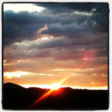 sunset (c) Holly Troy 2013
