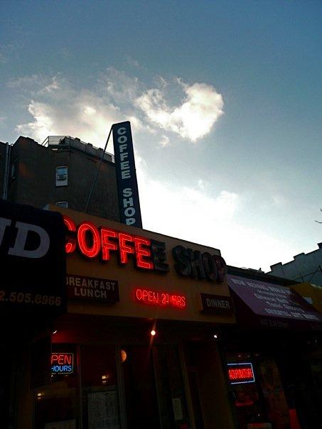 Coffe Shop 14th Street Holly Troy