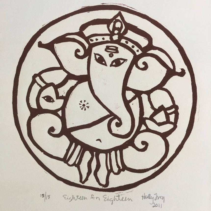 Ganesh © 2011 Holly Troy