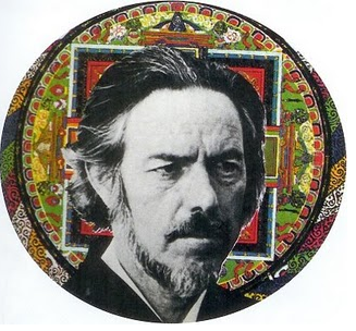 Alan Watts Mandala