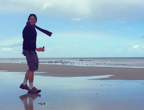 Paul at the sea © Holly Troy 12.21.18