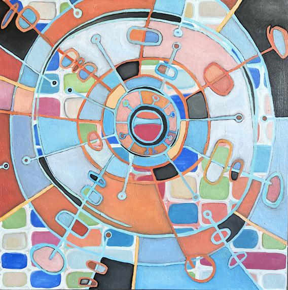 cosmic clock b © Holly Troy 2021