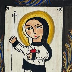 Saint Ursala Paul Perreault - awfully good art colleciton